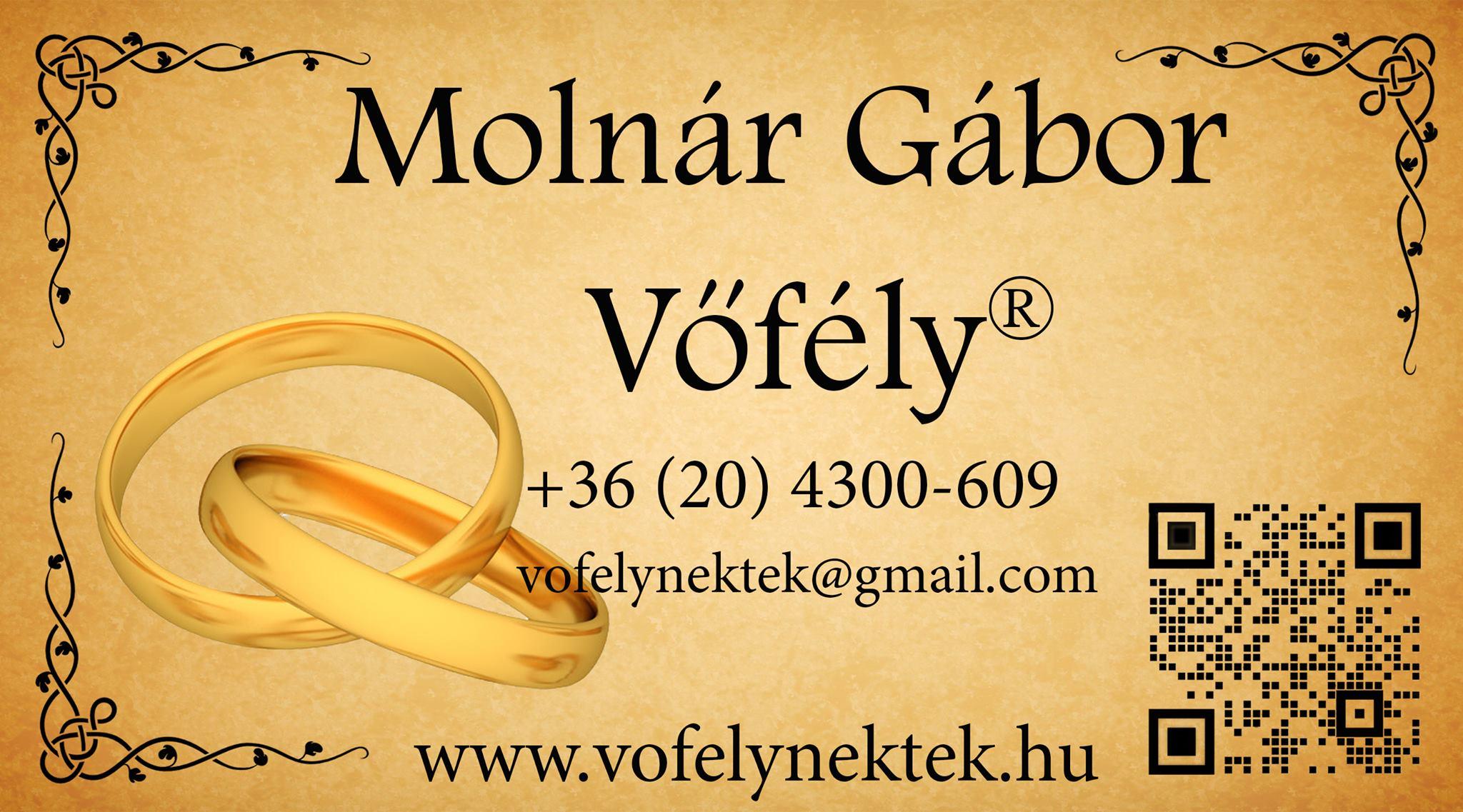 Molnár Gábor - Vőfély